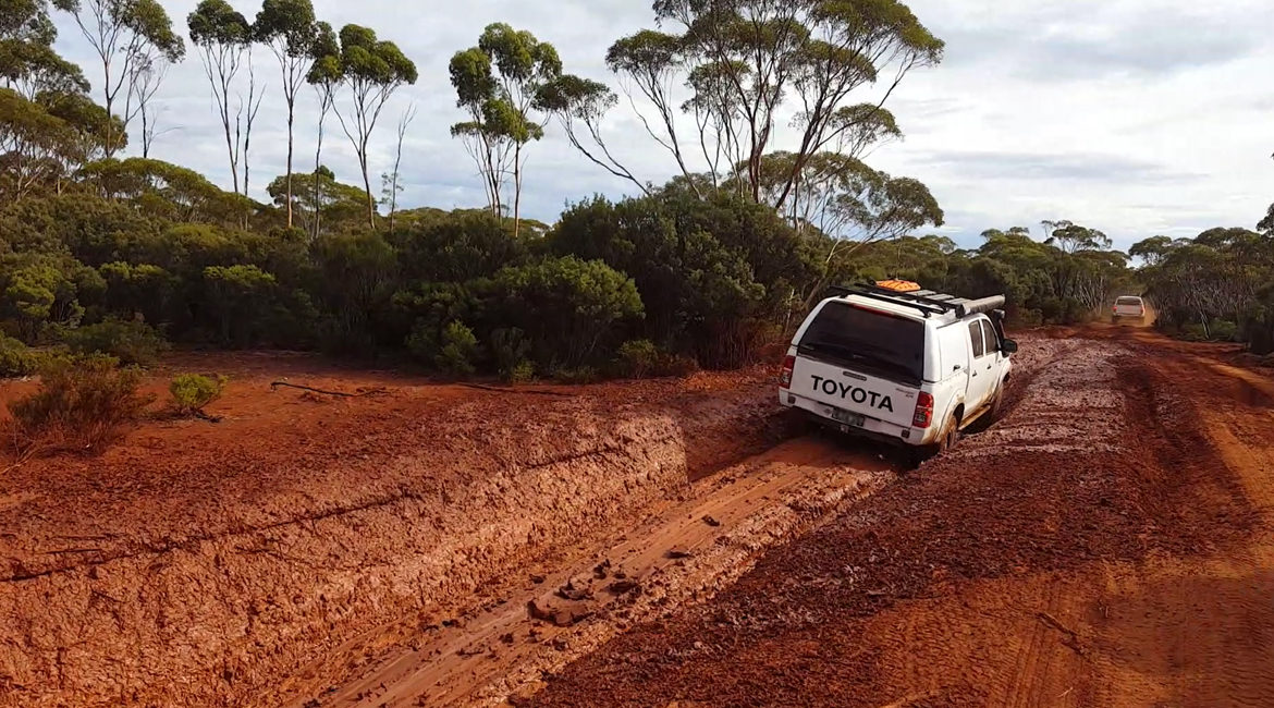 The Best 4×4 Tracks in Brisbane