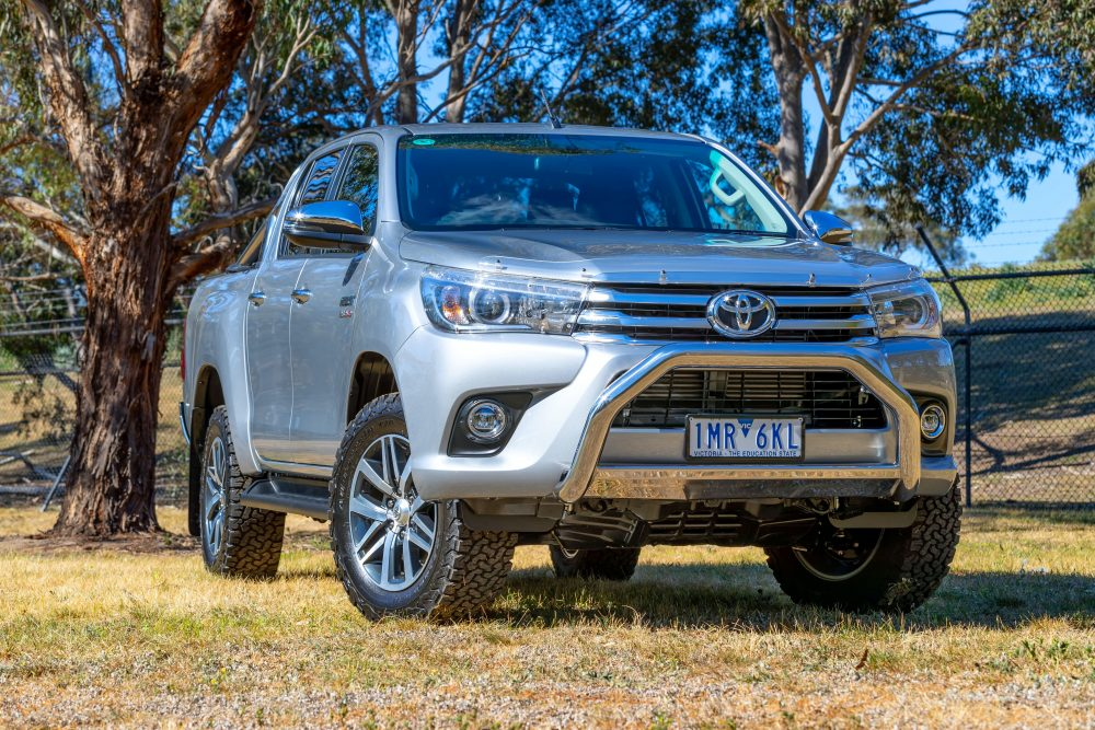 The Top 5 Must-Have Accessories for Your Ute