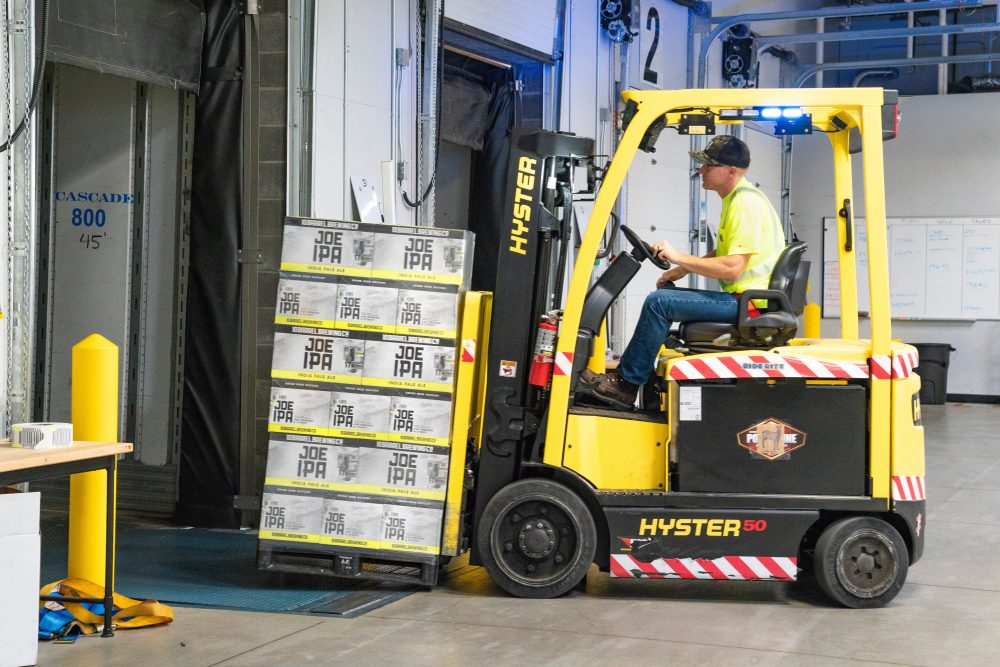 Different Types of Forklifts and What They are Used For