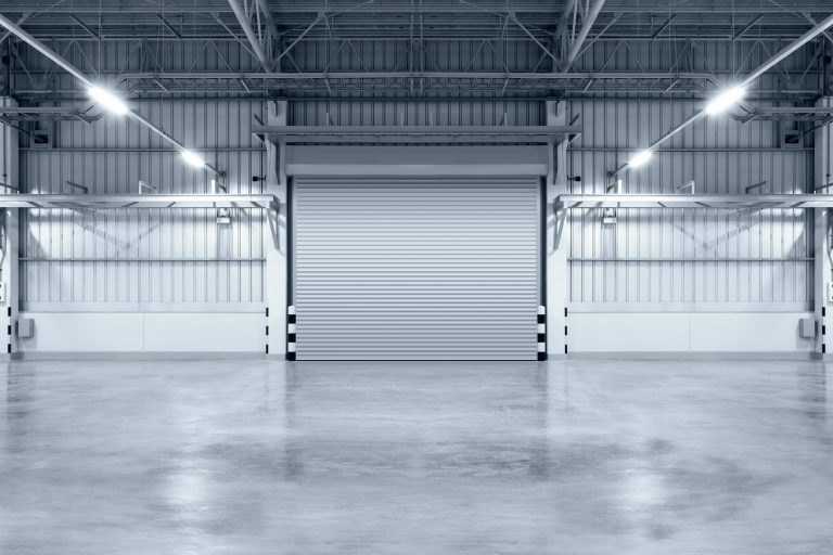 When Your Commercial Garage Doors Won't Open Or Close Properly