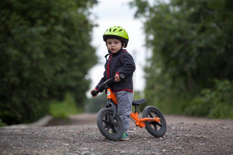 How To Teach Kids To Ride A Balance Bike